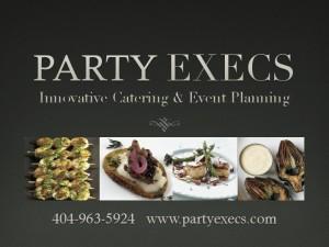 PARTY EXECS LOGO