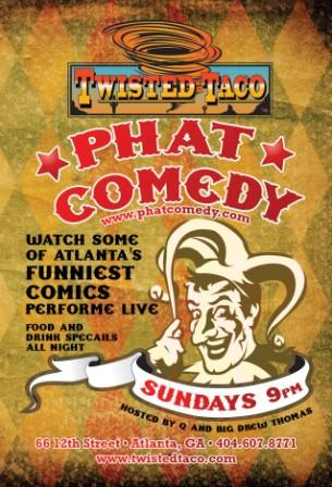 PHAT COMEDY SUNDAYS 2008