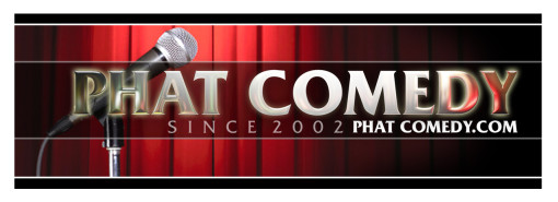 phat comedy 2009 banner