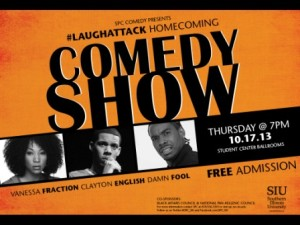 sOUTHERN iLLINOIS uNIVERSITY Homecoming_sHOW 2013